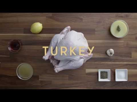 How To Cook With Weed: Marijuana Thanksgiving Turkey