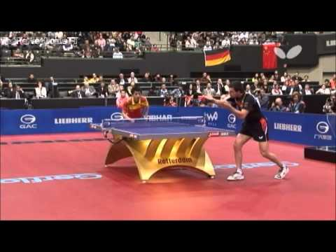 Stunning Table Tennis