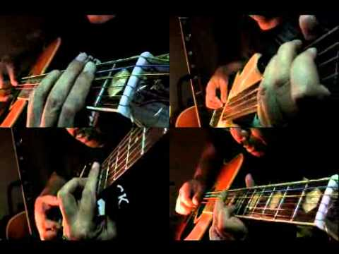 Guitar Instrumental Cover lead Me Lord By Arnel De Pano (home Recording) video