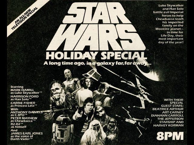 [BelgianDan Star Wars Holiday Special HD version part 2] Video