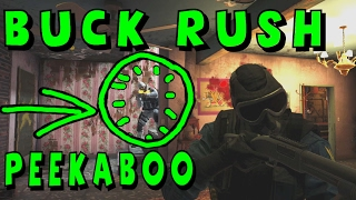 DIRTY BUCK RUSH - Rainbow Six: Siege Funny & Epic Moments
