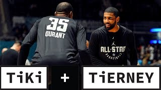 The Brooklyn Nets NOW RUN New York City! | Tiki + Tierney