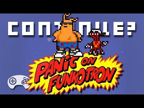ToeJam & Earl Panic on Funkotron (GEN) - Continue?