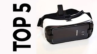 Top 5 Best VR Headsets 2016