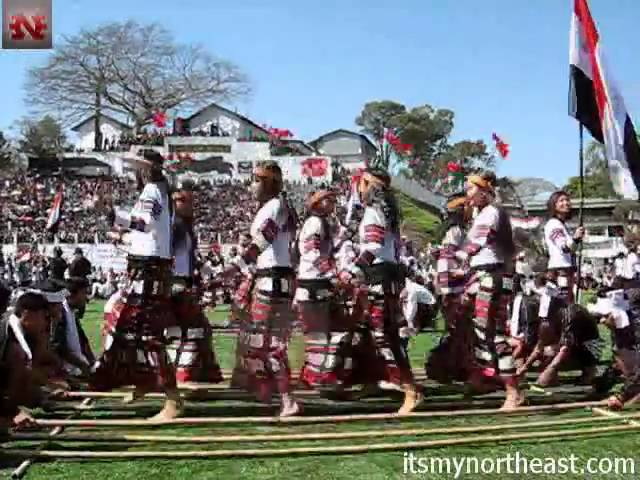 Dances of Mizoram