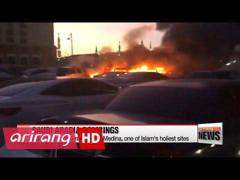 Saudi Arabia hit with 3 suicide bombings on same day
