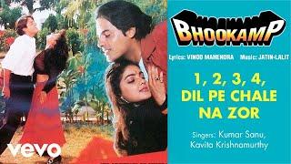 Dil Pe Chale Na Zor - Full Song Audio  Bhookamp   Kumar Sanu   Kavita Krishnamurthy