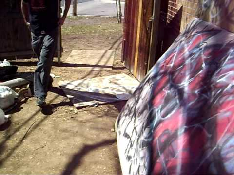 Denver Foreclosured Home Trash Hauling Junk Removal Denver Bank Forclosure