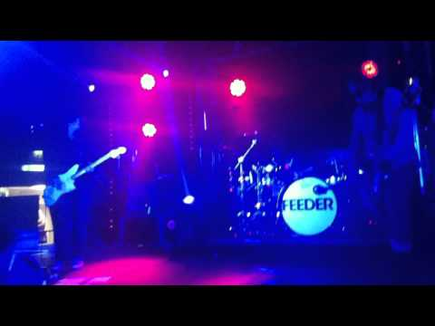 Feeder - Just A Day (Live) @ Cardiff Coal Exchange 27/04/2012