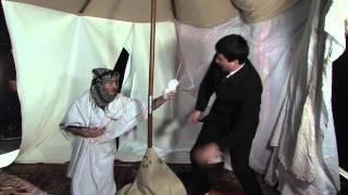Pletenje kot nov trend, 5. del: Arafat