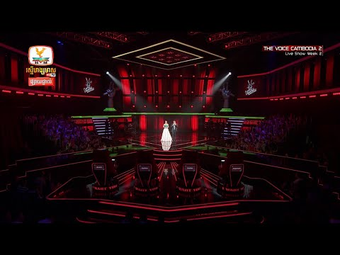 The Voice Cambodia - Live Show Week 2 - Opening - 22 May 2016
