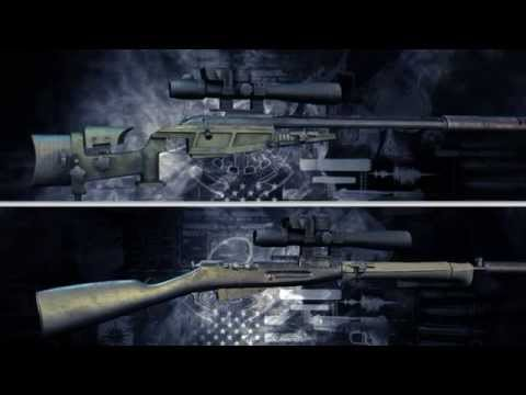 [PAYDAY 2] (НЕАКТУАЛЬНО) Выбор снайперской винтовки - R93 или Мосина?