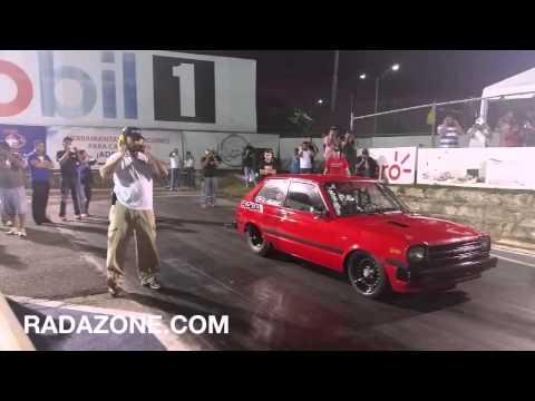 RADAZONE.COM La Ohky vs El Capó Mobil 1 RD