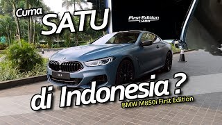 BMW M850i First Edition and special handover from BMW indonesia