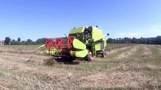 Claas Compact 30 classic combine