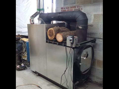 Wood Gasifier Furnace:Boiler
