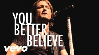 Watch Keith Urban You Gonna Fly video