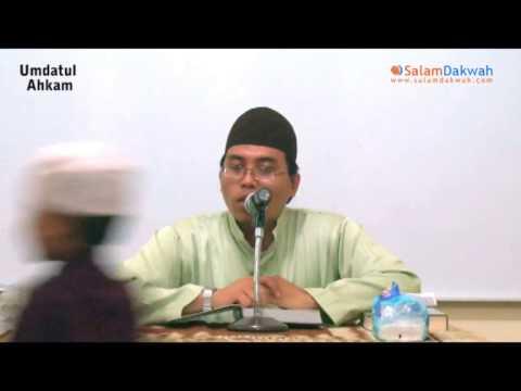 Umdatul Ahkam Oleh:Ustadz Kurnaedi,Lc - Part 1