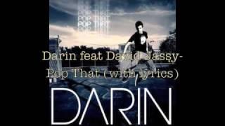 Watch Darin Pop That feat David Jassy video