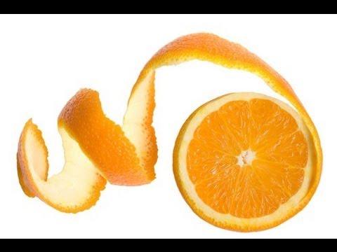 فوائد قشر البرتقال :صيدلية متكاملة thumbnail