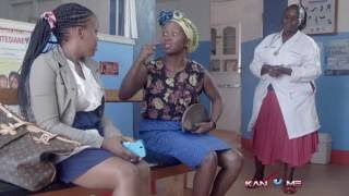 Kansiime was first in line. Kansiime Anne. African Comedy
