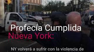 Predicción del atentado a New York y Argentina por Reinaldo dos Santos
