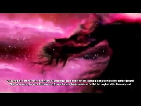 Prophet Muhammad on the Night Journey (Last Miracle)