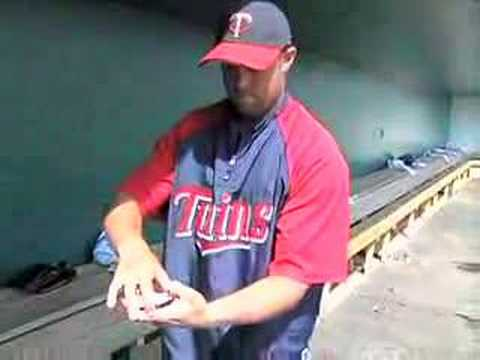 Michael Cuddyer Card Trick Video