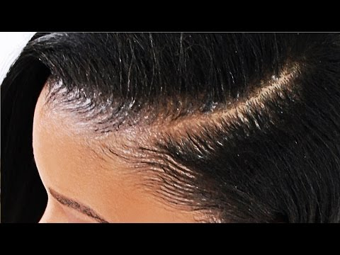 Partial Sew In Weave Tutorial IN DETAIL!