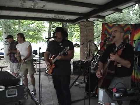 Witchy Woman - Eagles cover - Neighborhood Picnic Band -09 Video