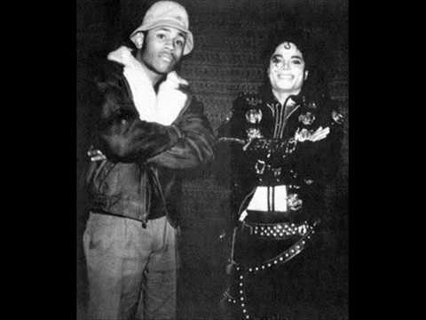 the reason why the Michael Jackson and LL Cool J BAD beef started