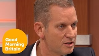 Jeremy Kyle Opens Up About Being Confronted About Wife