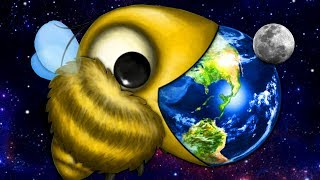 PLANETS CAN BEE EATEN - Tasty Planet Forever (Bee Levels)