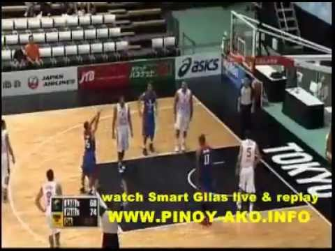 Smart Gilas Pilipinas vs Lebanon: FIBA Asia Cup 2012 Sept.15. 2012 4th Quarter