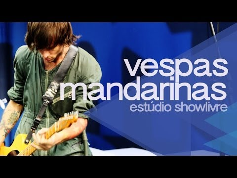 sasha Grey - Vespas Mandarinas No Estúdio Showlivre 2013 video