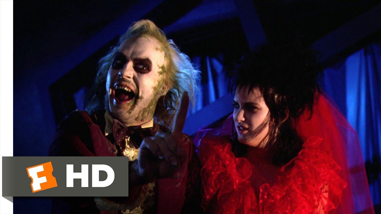 beetlejuice 99 movie clip til death do us part 1988