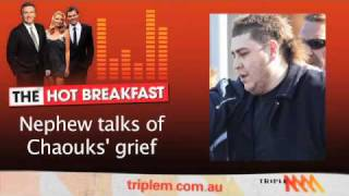 Nephew Talks Of Chaouks' Grief