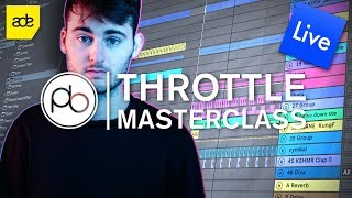 Throttle breaks down Wanderlust at ADE 2018