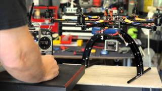 NAZA & UAP-1 Hexacopter