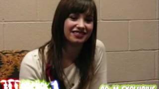 download lagu Exclusive So-m Demi Lovato Interview gratis
