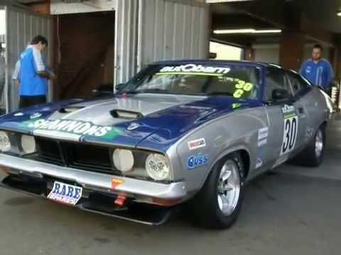 FORD falcon XB coupe SOUNDS of the BiG V8