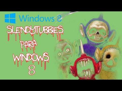 Sledertubies Para Windows 8
