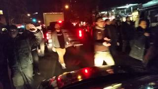 Eric Garner NYC Majority Orcs&Progressives Bellow Re Demanding Lucy Stick Seller-30 Arrests@9:20PM C