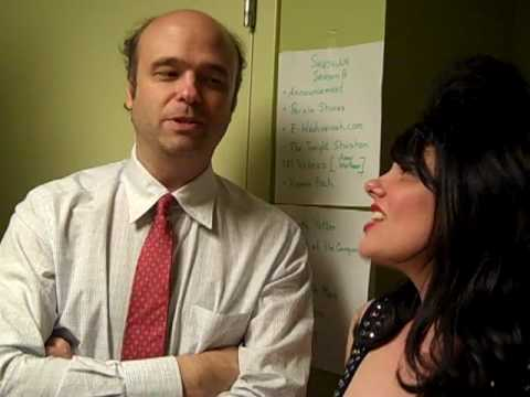 "Live And Let Livia #54 ""Snooki and Scott Adsit from 30 Rock"""