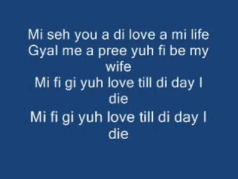 Lyrics to virginity by vybz kartel