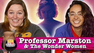 Drunk Lesbians Watch  Professor Marston  The Wonde