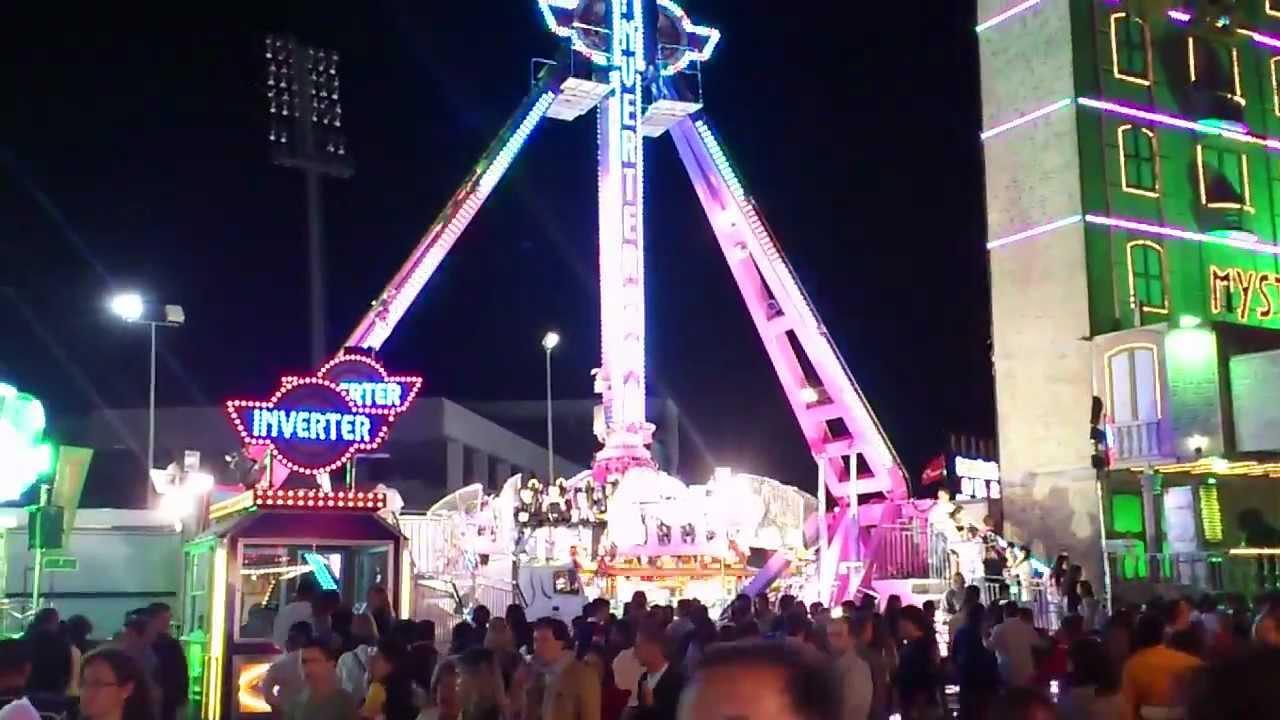 Inverter feria de c rdoba 2012 youtube for Feria de artesanias cordoba 2016