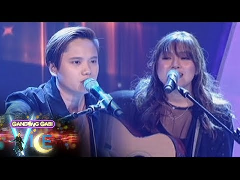 """GGV: Kaye Cal and Moira sing """"Why Can't It Be"""" and """"Torete"""""""