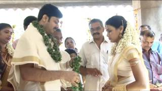 Julayi - Karthika Biju Wedding Bride Side