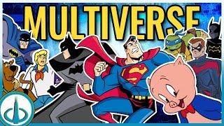 ELSEWORLDS of the DC Animated Universe   Watchtower Database